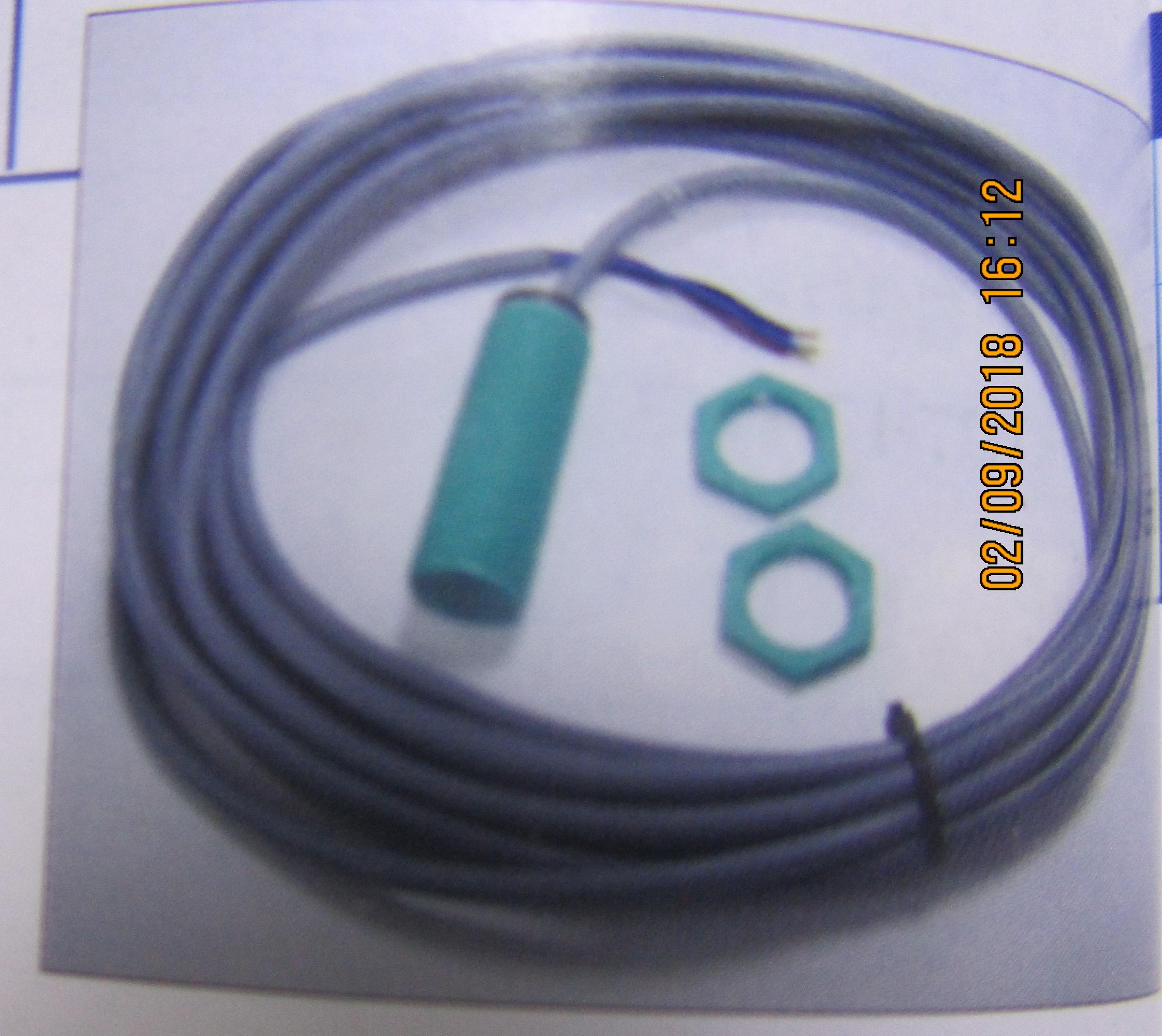 SENSOR DIA 18 NPN NA CABLE L-15 MTR 2100100079 - RGT Marine LLC